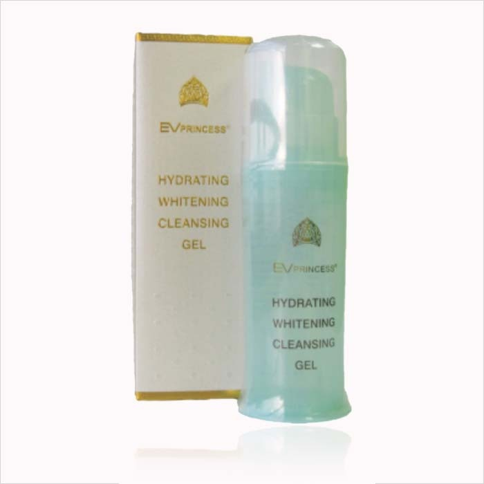 Sữa rửa mặt  - EV Princess Hydrating Whitening Cleansing Gel